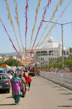 Image of Celebration on an Indian street