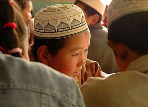 A photo of Muslim Children