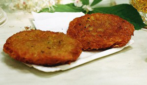 A photo of Potato Latkes