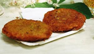 A photo of Potato Latkes