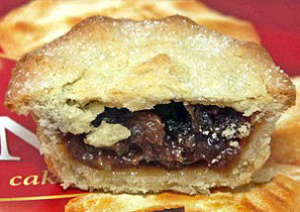 A photo of a Mince Pie