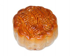 A photo of mooncake