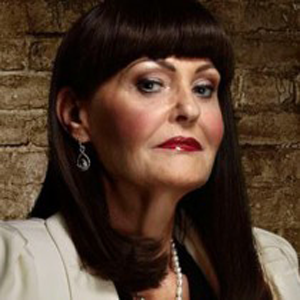 A photo of Hilary Devey