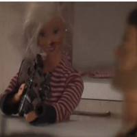 Barbie vs Action Man