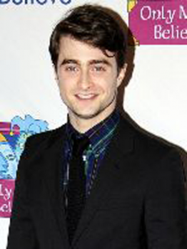 A photo of daniel radcliff
