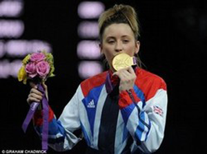 A photo of Jade Jones