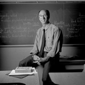 A photo of a male teacher