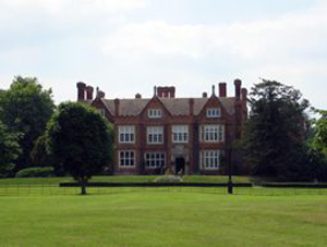 A photo of Bourn Hall