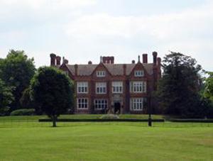 A photo of Bourn Hall