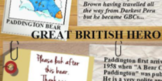 PADDINGTON BEAR: GREAT BRITISH HERO #5