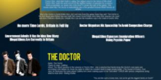 Great British Hero: Doctor Who