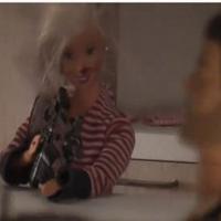 Barbie vs Action Man